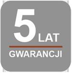 Senej 5 lat gwarancji