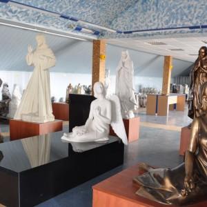 Senej Rzeźba dekoracyjna, rzeźba sakralna, rzeźba nagrobna