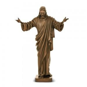 Rzeźba nagrobna Chrystus Zmartwychwstały