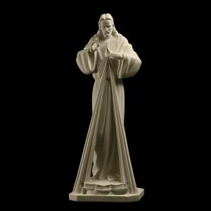 Rzeźba nagrobna Chrystus Miłosierny
