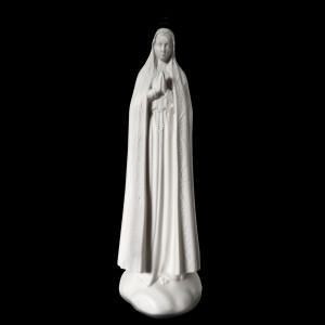 Rzeźba nagrobna Matka Boża Fatimska