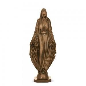 Rzeźba nagrobna Matka Boża Miłosierdzia