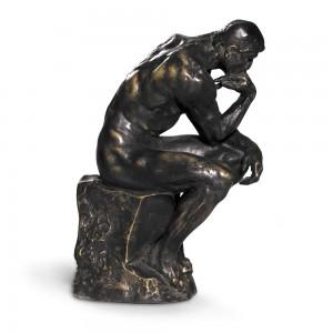 Rzeźba dekoracyjna Myśliciel Rodin