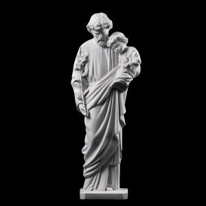 Rzeźba sakralna Święty Józef z Dzieciątkiem Jezus