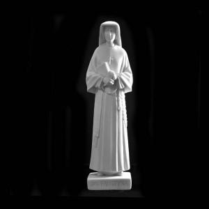 Rzeźba sakralna Figurka św. Faustyna