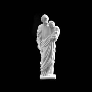 Rzeźba sakralna Figurka Święty Józef z Dzieciątkiem Jezus